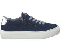Blaue Gabor Sneaker 314