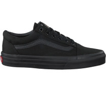 Schwarze Vans Sneaker OLD Skool WMN