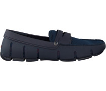 Blaue Swims Loafer Penny Loafer