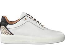 Weiße Fred de la Bretoniere Sneaker 101010052