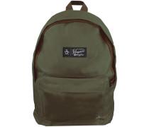 Grüne Original Penguin Rucksack Homboldt Backpack