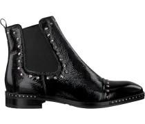 Schwarze Omoda Chelsea Boots 86B002