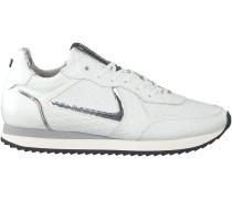 Weiße Floris van Bommel Sneaker 85232