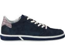 Blaue Floris Van Bommel Sneaker Low 13350