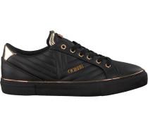 Schwarze Guess Sneaker Groovie
