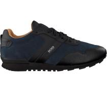 Blaue Boss Sneaker Parkour Runn