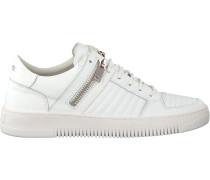 Weiße Sneaker Mmfw00907