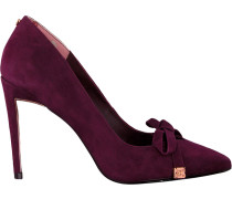 Rote Ted Baker Pumps 917774 Gewell