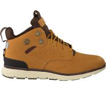 Camelfarbene Ankle Boots Killington Hiker Chukka