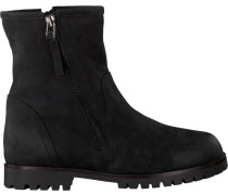 Schwarze Omoda Ankle Boots 8714