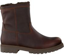 Braune Panama Jack Ankle Boots Fedro C13