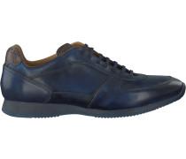 Blaue Van Bommel Sneaker 16192