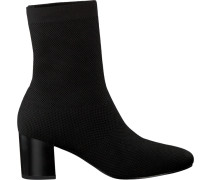 Schwarze What For Stiefeletten Yann Jacquard