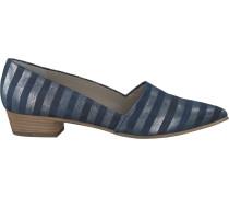 Blaue Maripe Loafer 24836