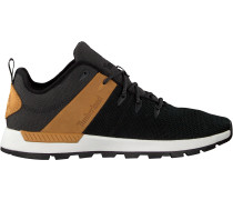 Timberland Sneaker Low Sprint Trekker Low Fabric Schwarz Herren