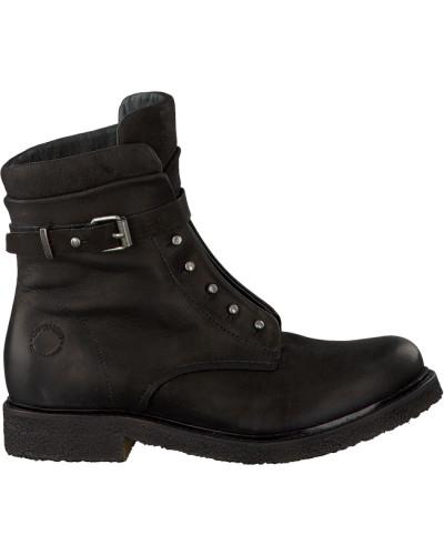 Schwarze Ca'Shott Biker Boots 16047