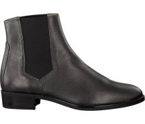 Graue Unisa Chelsea Boots Belki