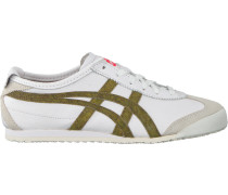 Weiße Onitsuka Tiger Sneaker Mexico 66