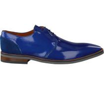 Blaue Van Lier Business Schuhe 5480