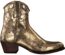 Goldfarbene Sendra Cowboystiefel 11578