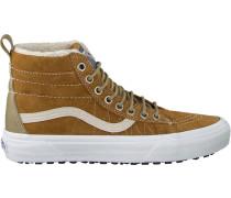 Gelbe Vans Sneaker SK8 HI MTE