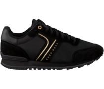 Schwarze Hugo Boss Sneaker Parkour Runn Nymx