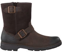 Braune UGG Ankle Boots Messner