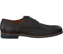 Graue Van Lier Business Schuhe 1915609