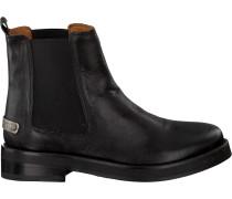 Schwarze Shabbies Chelsea Boots 181020122