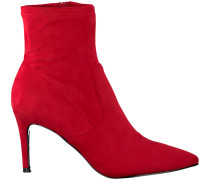 Rote Steve Madden Ankle Boots Lava Ankleboot