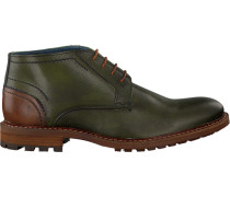 Grüne Omoda Ankle Boots Omoda 627