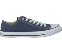 Blaue Converse Sneaker All Star Ox