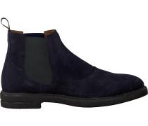 Blaue Greve Chelsea Boots German
