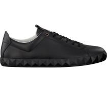 Schwarze Emporio Armani Sneaker X4X211