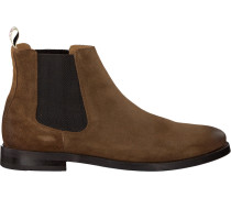 Braune Gant Chelsea Boots MAX Chelsea
