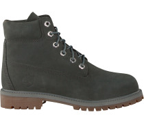 Taupe Timberland Schnürboots Ca1vd7 6inch Premium Boot