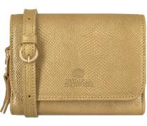Gelbe Fred de la Bretoniere Umhängetasche Shoulder Bag M
