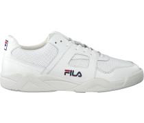 Weiße Fila Sneaker Cedar Low