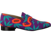 Lilane Fabienne Chapot Loafer Lola Loafer Canvas