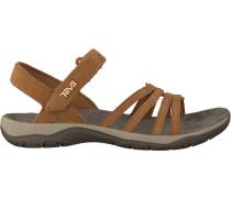Beige Teva Sandalen W Elzada Sandal