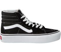 Schwarze Sneaker SK8 HI Platform SK8 HI Platfor