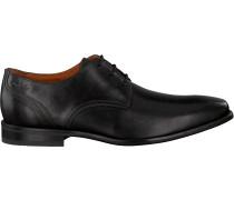 Schwarze Van Lier Business Schuhe 1956500