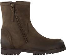 Grüne Omoda Ankle Boots 8714