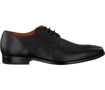 Schwarze Van Lier Business Schuhe 1958902