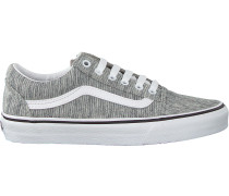 Graue Vans Sneaker Ua Old Skool Wmn