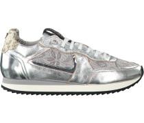 Silberne Sneaker 85232
