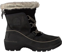 Schwarze Sorel Ankle Boots Torino Premium