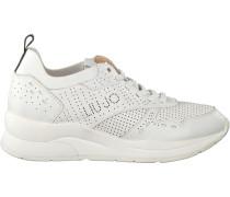 Weiße Liu Jo Sneaker Karlie 14 d961c1c275d