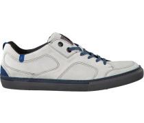 Weiße Floris Van Bommel Sneaker 14422