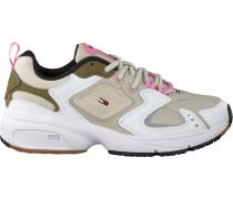 Beige Tommy Hilfiger Sneaker Low Heritage Wmns